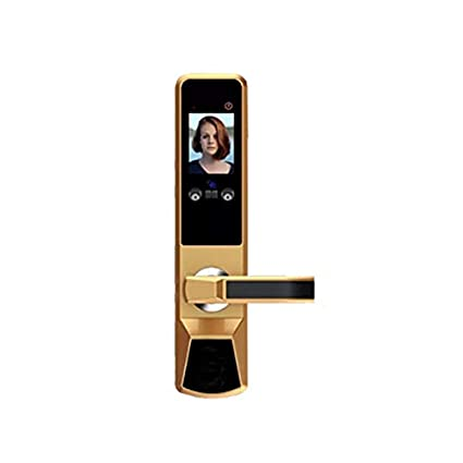 Qi Peng- Smart Door Lock-zinc Alloy-face Recognition Door Lock Home