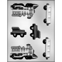 Thomas Candy Cube - 3 Pack- Trains Mold