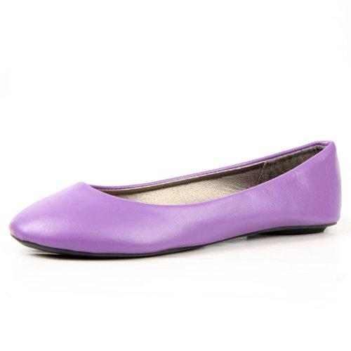 9e39678f2febd West Blvd Womens BALLET Flats Slip On Shoes Ballerina Slippers ...