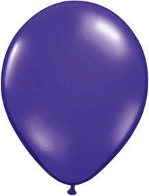 Pioneer Balloon Company 25 Count Latex Balloon, 11