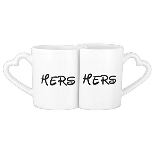 whiangsfoo hers and hers lesbian wedding gift couples coffee mug for couples gifts valentines day