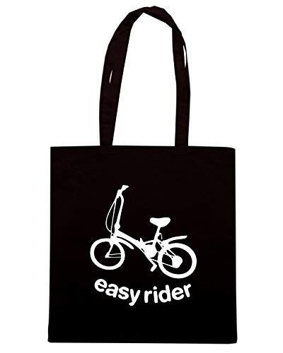 Shopper EASY RIDER Nera Borsa SP0061 cfqSwOYUFw