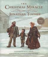 The Christmas Miracle of Jonathan Toomey (Book & CD)