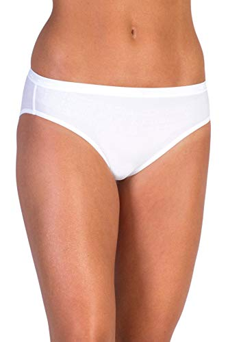 ExOfficio Women's Give-N-Go Bikini Brief - X-Small - White ()