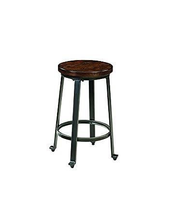 Amazon.com: Ashley Furniture Signature Design Challiman Round ...