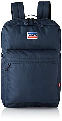 12x45x29 Levi's Blue x de Hombre hombro bolsos Azul L L Sportswear y H W The Pack Shoppers Dark cm OSqCwOHr