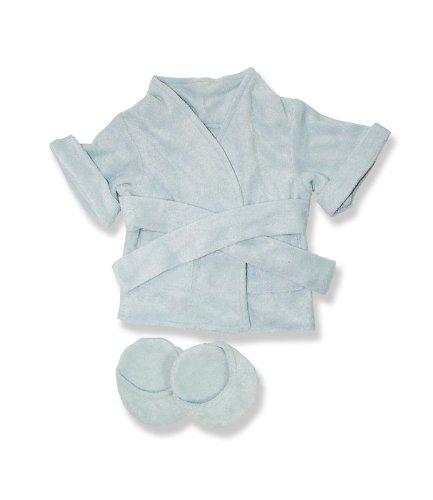 0f104a7516 Amazon.com  Blue Teddy Bear Robe - 8017 Fits 15