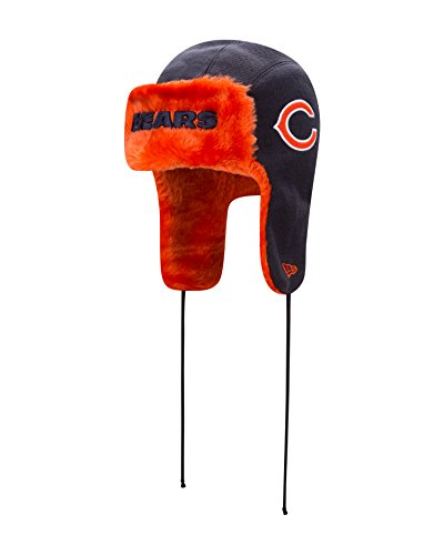Chicago Bears Helmet Hat - NFL Chicago Bears Helmet Head Beanie