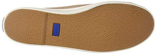 Braun Leather Kickstart Damen Keds hell CqPHWwv