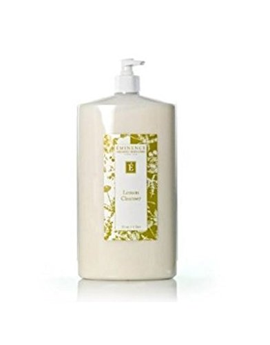 Eminence Organic Skincare Lemon Cleanser, 32 Ounce