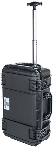 Seahorse Protective Equipment Cases SE830 Carry On Case, Black, Medium