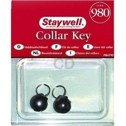 Petsafe, Staywell, Magnetic Collar Key 2 Pack, Selective Entry, Convenient, (Magnetic Pet Collar)