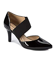 Andrew Geller Maresa Women S Heels Black Patent Size 10 M Ag14676