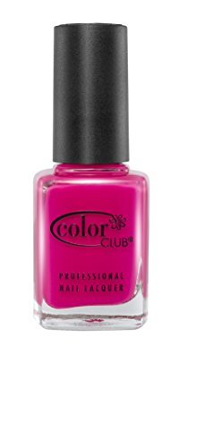 Color Club Poptastic Neons Nail Polish, Pink, Warhol, .05 Ounce