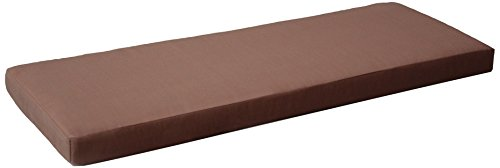 Radiant Saunas SA5052 Seat Cushion for Sauna, Brown