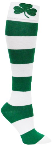 Ireland Striped Dress Socks from Donegal Bay