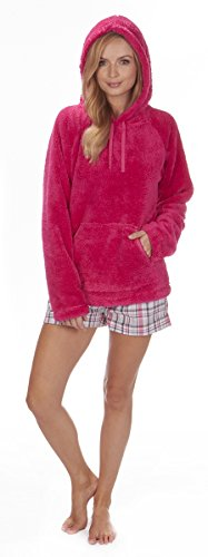 forever-dreaming-ladies-snuggle-fleece-lounge-top-bed-jacket