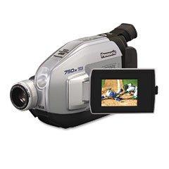 (Panasonic VHS-C Analog Camcorder)