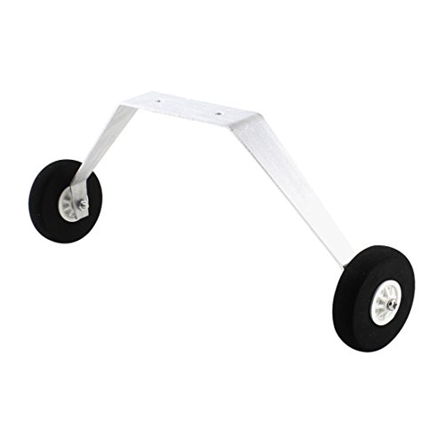 uxcell RC Remote Control Plane DIY Spare Parts Main Landing Gear Assemply