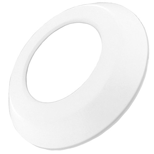 Halo SLD4TRMWH Paintable Trim Ring for SLD4 Series LED Disk