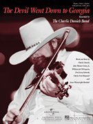 Charlie Daniels Band - Devil Went Down to Georgia for Piano, Vocal and Guitar with Violin Part (Violin Sheet Music Devil Went Down To Georgia)