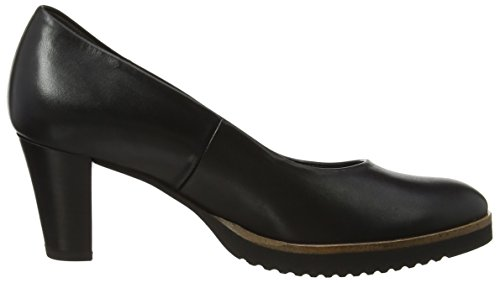 Gabor Shoes Women's Comfort Fashion Closed-Toe Pumps, Black (Schwarzss/c As), 4.5 UK