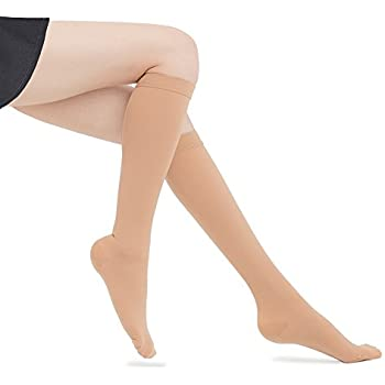 George womens firm support pantyhose, naked maria gara