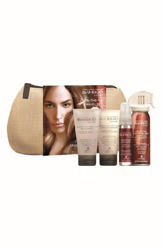 Alterna Bamboo Volume Beauty-On-the-Go Kit-4 ct. by Alterna Haircare