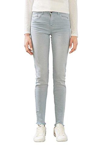 Blu Donna Light ESPRIT Pantaloni 017ee1b006 Blue 4vfxwBn