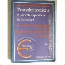 Télécharger en ligne ECONOMIE TERMINALE B. Tome 1, Edition 1983 pdf, epub