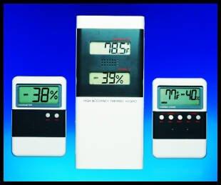 Price comparison product image Digital Hygrometer ()