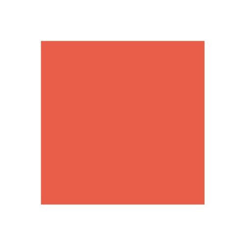 efco–Fogli di cera, arancione, 200x 100x 0,5mm, 2 pezzi efco-Fogli di cera 3516016