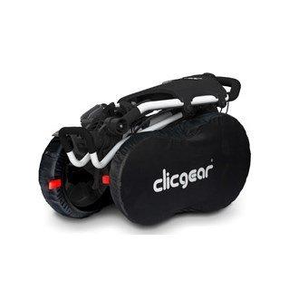 Clicgear 8.0 Wheel Cover - Black by (Clicgear Wheel Cover)