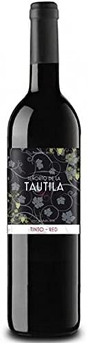 Señorío de la Tautila Tempranillo Non-Alcoholic Red Wine 750ml