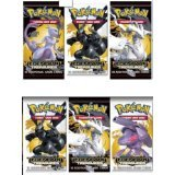 6 SEALED BOOSTER PACKS - Pokemon TCG Trading Card Game Black & White BW Series #11: LEGENDARY TREASURES Booster Packs [Release Date: November 8 2013]