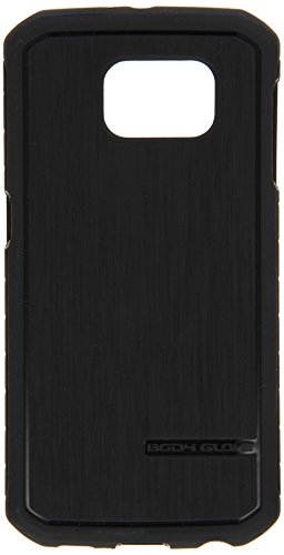 Body Glove Protector (Body Glove Satin Series Case for Samsung Galaxy S6 - Retail Packaging - Black)