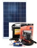 Sundance Solar   900 50008 01   Solar Energy Kit 80Wat Diy Class Edition  Each