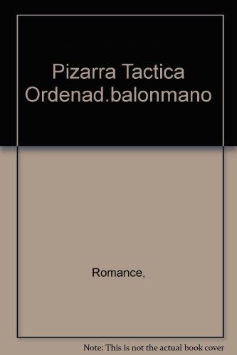 Pizarra Tactica Ordenad.balonmano: ROMANCE(131469 ...