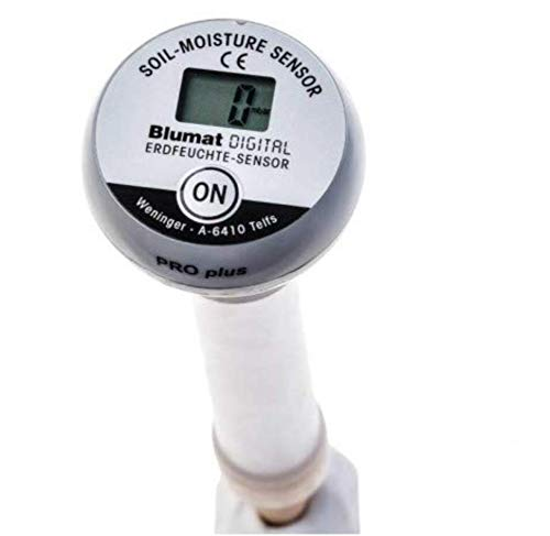 Blumat 50205 Digital Water/Moisture Level Sensor Meter