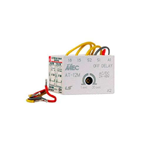 Temporizador a la conexión para minicontactor 24V - LSis LSis LSis 125974