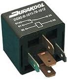DURAKOOL DG85B-8011-76-1012 AUTOMOTIVE RELAY, SPDT, 12VDC, 60A
