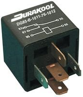 DURAKOOL DG85B-8011-76-1012 AUTOMOTIVE RELAY, SPDT, 12VDC, 60A
