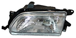 TYC 20-3300-00 Toyota Tercel Driver Side Headlight - Toyota Headlight Headlamp Tercel