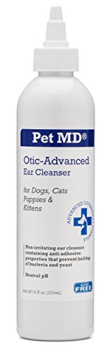 Pet MD - Otic Advanced Cat & Dog Ear Cle - Ear Yeast Infections Shopping Results