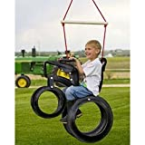 Tractor Recycled Tire Tree Swing