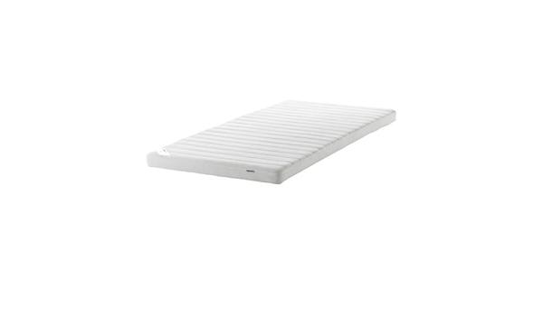 IKEA SULTAN TAFJORD - topper colchón, blanco - 140x200 cm ...