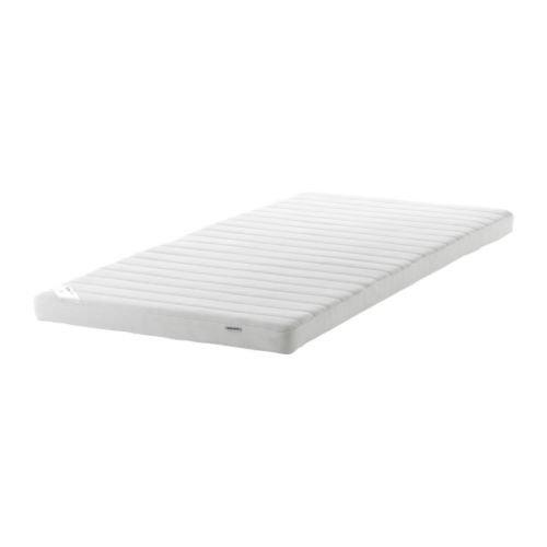Dekmatras Ikea 160 X 200.Ikea Sultan Tafjord Mattress Topper White 180x200 Cm