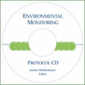 Environmental Monitoring: A Comprehensive Handbook, Protocol CD by PDA/DHI