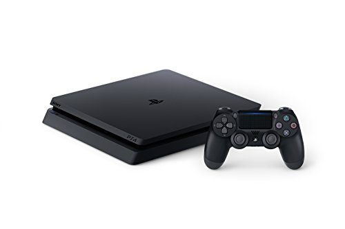 PlayStation 4 Slim 1TB Console (Best Ps3 Games By Year)