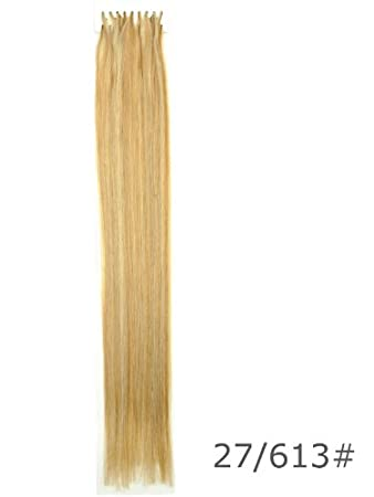 Amazon Com 24 Inch I Tip Stick Tip Cold Fusion Hair Extensions